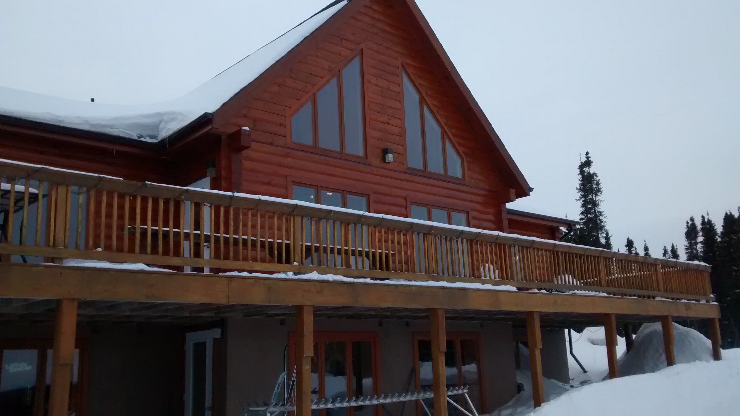 Goose Bay 2 ski lodge